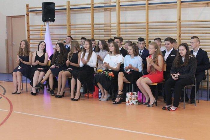 Uroczyste zakończenie roku szkolnego w ZPPO w Broku