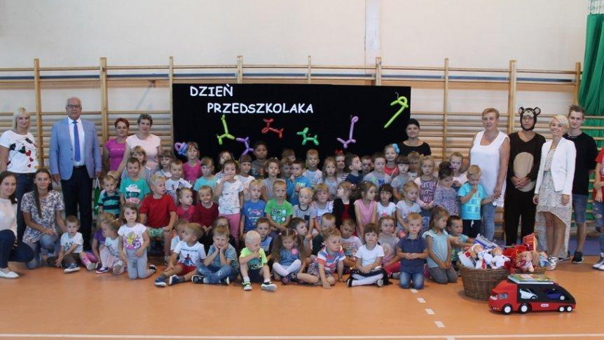 Dzień Przedszkolaka w ZPPO w Broku