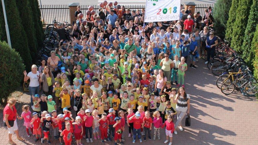 Jubileuszowa 25 Akcja Sprzątania Świata w Broku