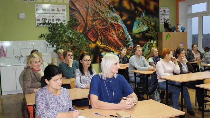 Szkolenie dla pracowników z ZPPO w Broku