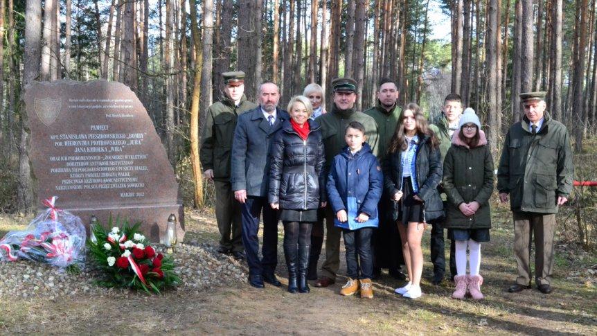 1 marca uczciliśmy Żołnierzy Niezłomnych