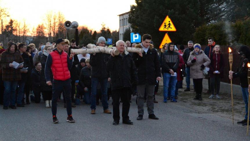 Brokowianie uczcili rocznicę śmierci Papieża Jana Pawła II