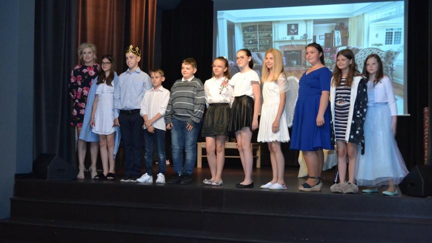 Niekonwencjonalny spektakl teatralny w wykonaniu uczniów z ZPPO w Broku