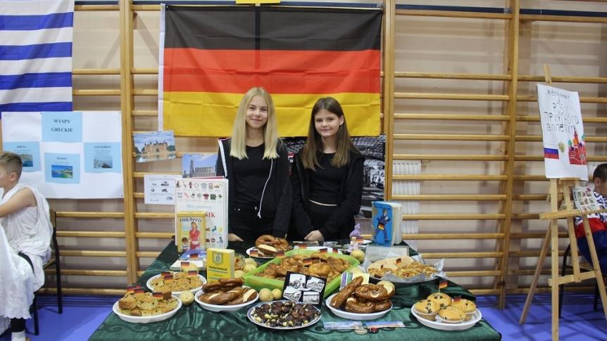 Europejski Dzień Języków Obcych w ZPPO w Broku