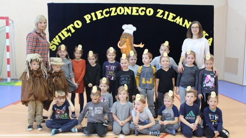 """""""Święto Pieczonego Ziemniaka"""" w ZPPO w Broku"""