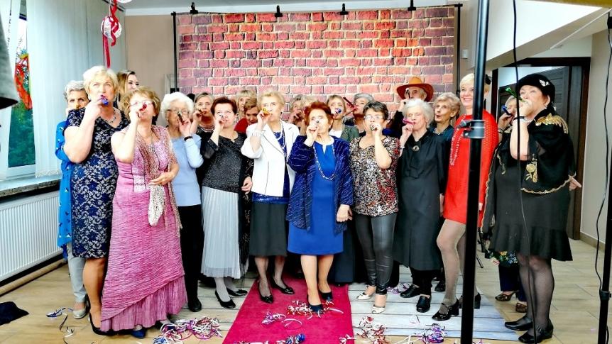 Warsztat Modny Senior w Klubie Seniora