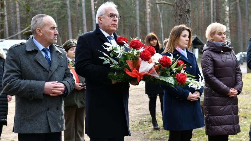 """1 marca uczciliśmy """"Żołnierzy Wyklętych"""""""