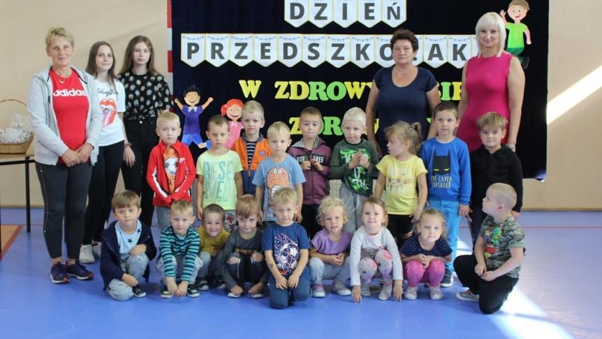 Obchody Dnia Przedszkolaka w Przedszkolu Miejskim w Broku