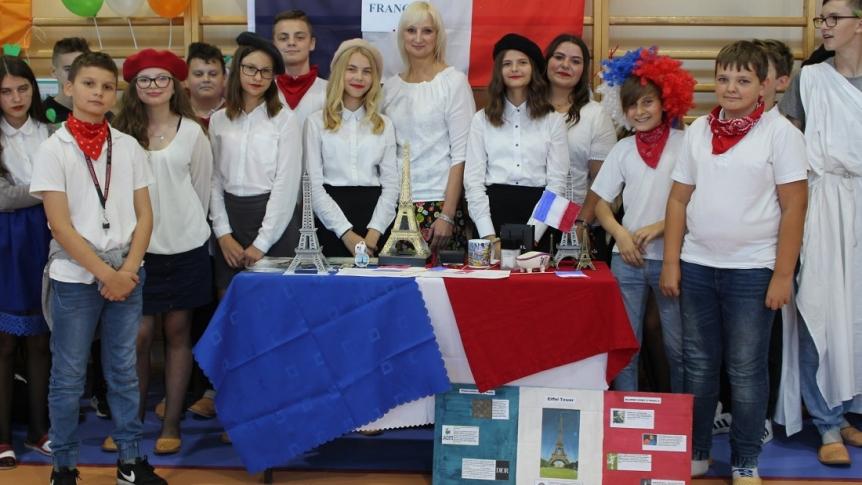 Europejski Dzień Języków w ZPPO w Broku